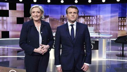 Безумный мир. Как прошли президентские дебаты во Франции. Навальному вернули загранпаспорт