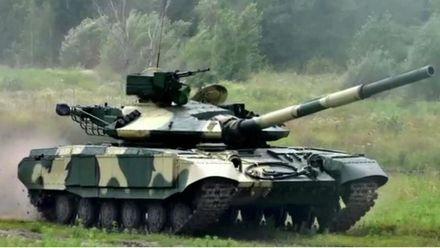 """Техника войны. Модернизированные украинские танки. """"Игры героев"""""""