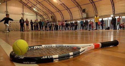 У Львові відбувся майстер-клас від легенди світового тенісу