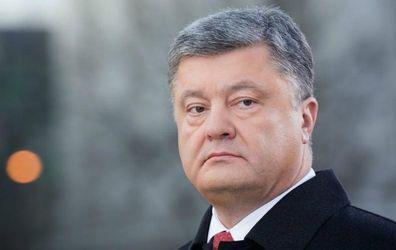 Порошенко проигнорировал вопрос о преследовании критиков его политики
