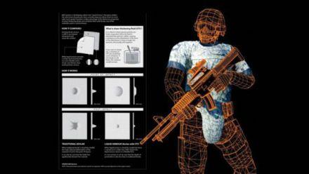 """Техника войны. Прототип """"жидкого"""" бронежилета. 26 годовщина Независимости Украины"""