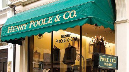 Henry Poole & Co – стиль монархів