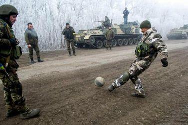 Техніка війни. Футбол і спорт в зоні АТО. Цензура для терористів