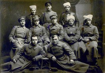 Техніка війни. В чому воювали 100 років назад. Повістки офіцерам