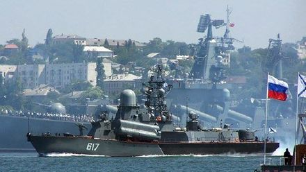 Коли Чорноморський флот РФ покине Севастополь, якщо термін його перебування там вже скінчився