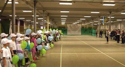 Благодійний фонд Ростислава Мельника відроджує дитячий теніс