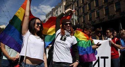 """Гомосексуальність – не хвороба, це просто іншість, – Ірина Геращенко про """"КиївПрайд-2017"""""""