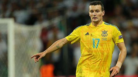 Гравець збірної України зіграв з прикордонниками у футбол: яскраве відео