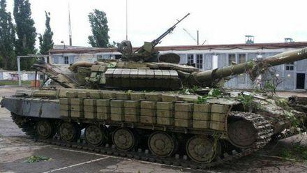 Ворог посилив танкові обстріли українських військових на Донецькому напрямку