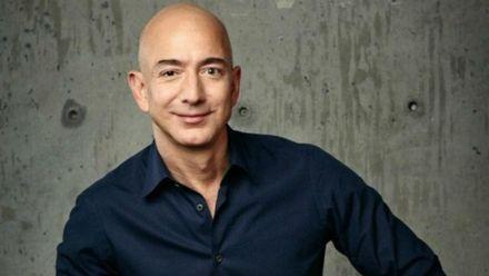 """Джефф Безос – основатель успешной интернет-компании """"Amazon"""""""