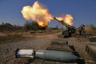 В зоне АТО напряженная ситуация: среди украинских военных увеличилось число раненых