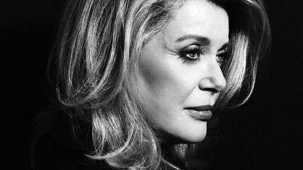 73-летняя Катрин Денев стала лицом Louis Vuitton