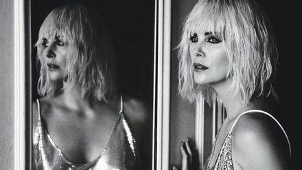 Шарлиз Терон снялась в сексуальной фэшн-съемке: фото