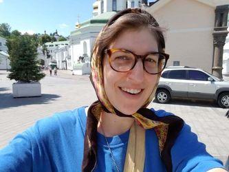 """Звезда """"Теории большого взрыва"""" рассказала о путешествии по Украине в трогательном письме"""