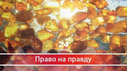 Про бурштинову лихоманку під куполом Верховної Ради