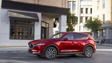 Оновлена Mazda СХ-5 приємно здивувала дизайном і технологіями