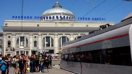 """Комфортна дорога до моря: в """"Укрзалізниці"""" анонсували нові потяги до Одеси"""