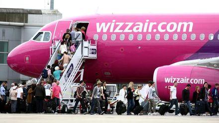 Wizz Air вводить нові правила щодо ручної поклажі: пасажирам має сподобатись