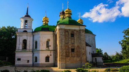 У Києві розпочалась реставрація церкви 11 століття