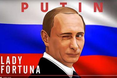 """""""Сильною рукою Путін править руською землею"""": з'явилася нова хвалебна пісня про президента Росії"""