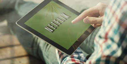 Сервіс Netflix створив ексклюзивну колекцію марихуани