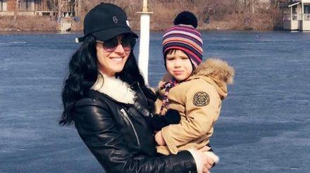 Єфросініна привітала сина з днем народження кумедним танцем: він був не в захваті