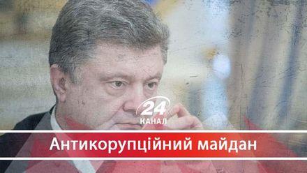 Історія НАЗК, історія зради, або як Порошенко бере під контроль усе, що шкодить його кар'єрі
