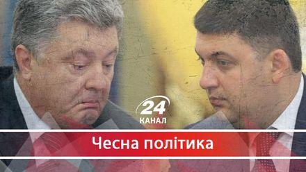 Новий політичний сезон: конфлікт між Порошенком і Гройсманом та союз Тимошенко і Авакова