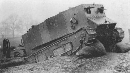 Техніка війни. Американці будують базу на Миколаївщині. Перші танки світу