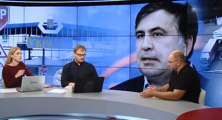 У ситуації з Саакашвілі працює не закон, а політика, –  інтерв'ю з Валерієм Калнишем
