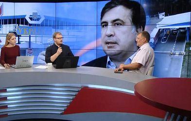 Політичні інтереси Саакашвілі в Україні, – інтерв'ю з Олексієм Гаранем