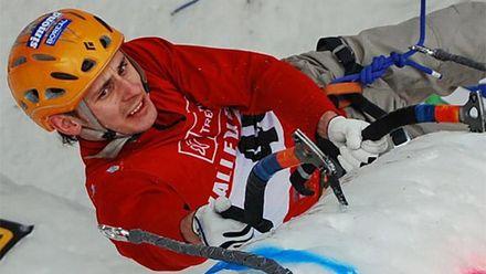 Українець Валентин Сипавін – один з кращих льодолазів світу