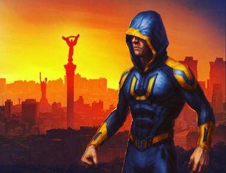 UkrMan: нарешті з'явились справжні українські комікси і супергерої