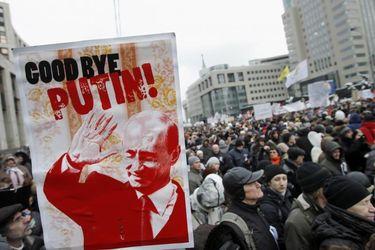 Кремль оставил для России лишь один сценарий – сценарий уличного бунта