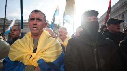 Не проголосуєте – отримаєте Майдан: перший день протестів під Радою