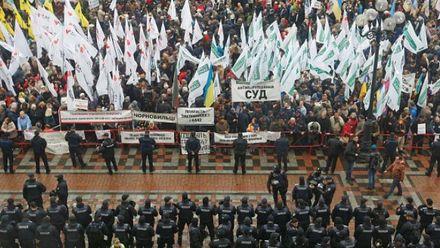 """Повестка """"спрятанной"""" войны: для Украины сейчас главное – не революция"""