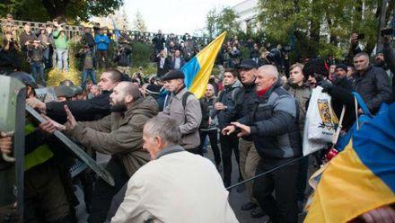 Чому Майдан і протести під Верховною Радою не варто порівнювати