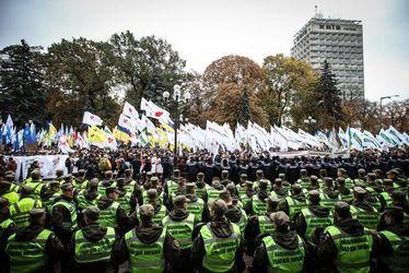 Протести під Радою – імітація заради імітації