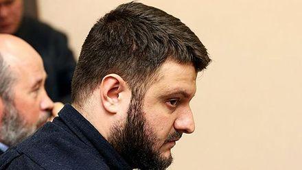 Журналисты зафиксировали, куда поехал сын Авакова после судебного заседания