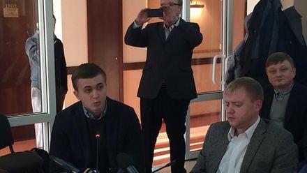 Парламентський комітет розглянув справу нападу охоронців Медведчука на журналістів