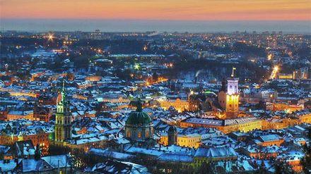 Британское издание назвало лучший украинский город для зимнего уикенда