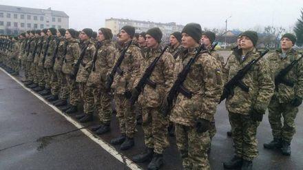 Майже 400 десантників урочисто прийняли присягу в Житомирі: з'явилось відео