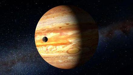 На Юпитере зафиксировали мощный шторм: NASA показало удивительное фото