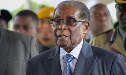Правляча партія Зімбабве скинула президента Мугабе з посту глави