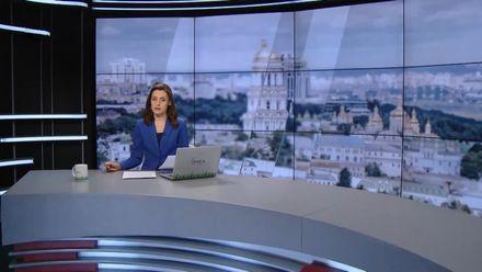 Випуск новин за 13:00: Колона військової техніки в Криму. Масштабний заплив в Одесі