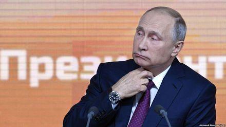"""""""Ти на себе подивися"""": з'явилася карикатура на слова Путіна про Леніна і мощі"""