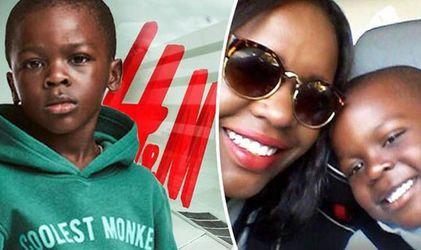 Сім'я хлопчика зі скандальної реклами H&M виїжджає зі свого будинку в цілях безпеки