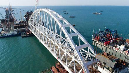 Керченский мост и амбиции: почему у россиян все идет по плану