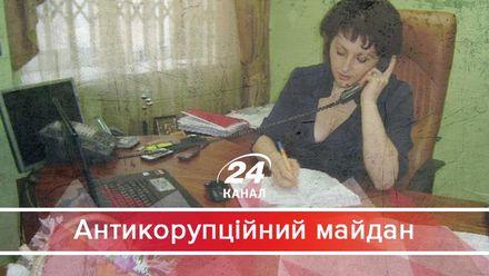 Засуджена за корупцію працівниця НАЗК рік незаконно перевіряла декларації перших осіб