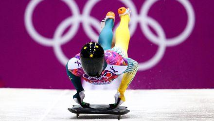 Спорт IQ. Сани и скелетон